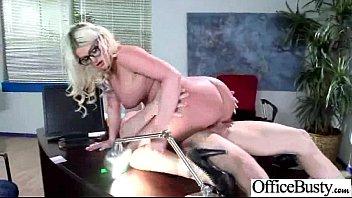(julie cash) Round Big Boobs Girl Get Sex In Office mov-23