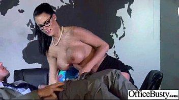Office Busty Girl (peta jensen) Get Banged Hardcore clip-25
