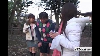 subtitled naughty public japanese crossdressing doll.