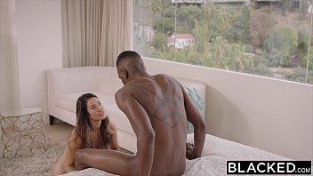 blacked eva lovia catches up with a school fling