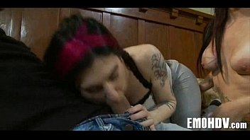punk female gets smashed 268
