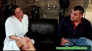 nurumassage sonnie totally serviced by step-mommy intercourse vid 22