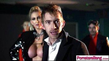 (georgie leigh victoria) Wild Pornstar Ride Hardcore A Big Mamba Cock Stud video-20