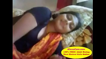 deshi boudi bang-out with her devor
