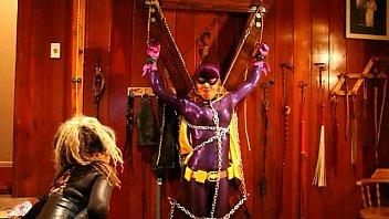 batgirl in limit bondage