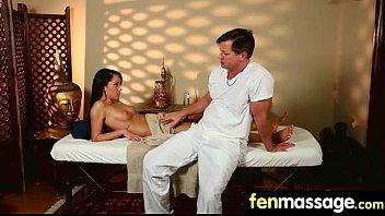 Babe Hottie Fires Fantasy Massage 16