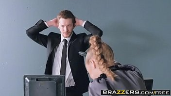 brazzers exxtra - girth in her shell a.
