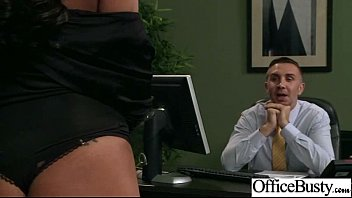 jaclyn taylor rigid employee chick with plump ample.