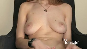 Yonitale: tall blonde Isabel has hot orgasms