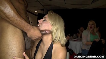 upscale soiree with ultra-kinky wives