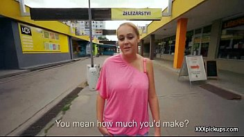 Hardcore Sex In Public With Czech Sexy Girl 32