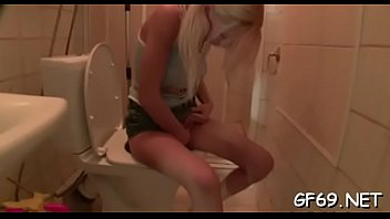 puny darling is getting her constricted ass-lollipop examined.