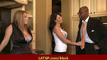Interracial porn - MILF fucked by big black dick awesome sex 37