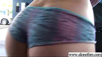solo gal unwrap and have fun with lots.