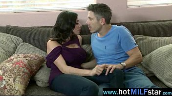 Sex Action With Long Dick Stud And Hot Mature Lady (ariella ferrera) vid-05
