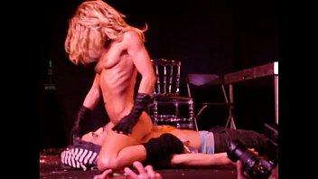 Miss Kendra - Muscular fit woman show - Eropolis Nice France 2013-02-10