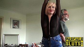 misha mayfair getting her vagina pulverized rigid on.
