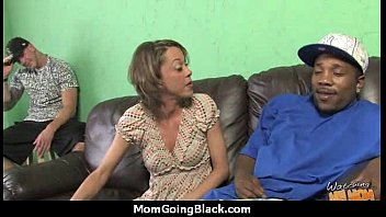 hot milf mom make a blowjob and ride a big black cock interracial 14