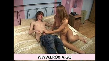 horney step-sister bangs her step step-brother in motel.
