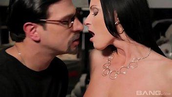 cougar busters - pornography parody - mature rock-hard.