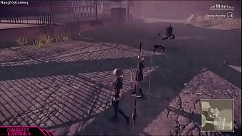 nier automata first-ever nude mod