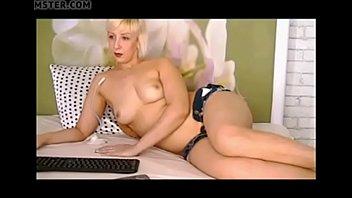 blond mature
