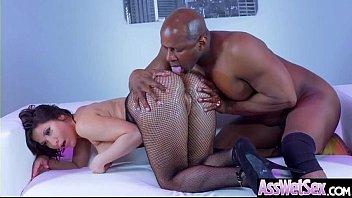 Deep Anal Sex On Tape With Big Curvy Ass Horny Girl (Aleksa Nicole) vid-05