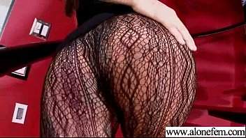alone gorgeous woman mischievous wanking on.