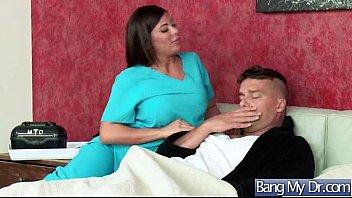 alexa pierce patient and medic love stiff romp.