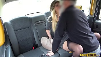 immense-titted blondie amber jayne inhales and plows cab.
