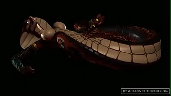 3 dimensional cobra female wanks