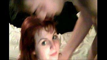webcam couple sexy redhead girlfriend