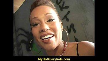 impressive gloryhole lollipop deep-throater six