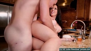 cougar rachel starr gets drilled in the morning.