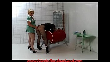 all girl jail nurse straight jacket spanking indignity.