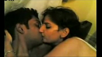 indian youthfull crimson-hot flick of indian duo having.