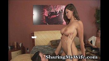 Sharing My Big Titty Wife