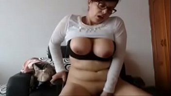 naughty aunty with faux-cock cam 2017mp4