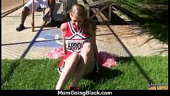 observing my mommy get screwed by hefty dark-hued.
