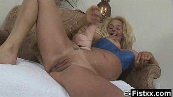 spectacular handballing doll horny nude