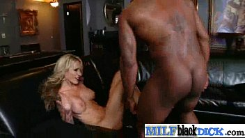 Huge Black Cock Inside Wet Mature Lady Pussy vid-26