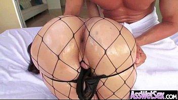 Big Ass Girl Love Get Her Butt Deep Nailed clip-23