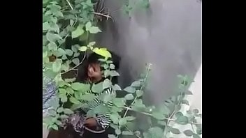 nepali duo in bushes for utter.