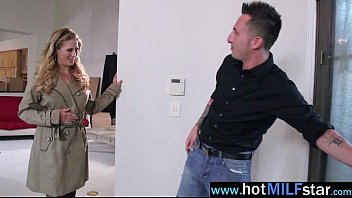mature kinky female cherie deville blow and plumb.