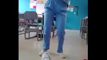 colegialas bailando