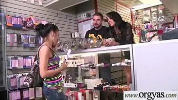 Naughty Girl (Gianna Nicole) Love Money And Bang Hard For It vid-12