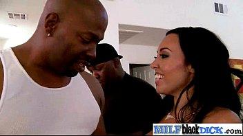 Interracial Sex Tape With Mamba Black Cock In Slut Milf (rio lee) vid-24