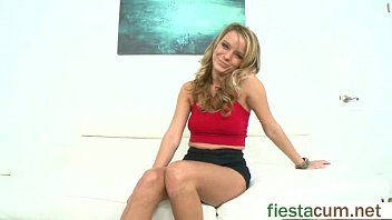 Teen Amateur Girl (Pristine Edge) Show Up For Hard Sex On Tape clip-21
