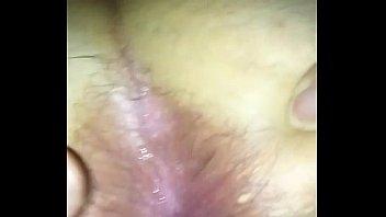 Esposa Alexandra con culo roto despues de sexo anal