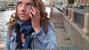ultra-cute teenager pulverized at sexaudition
